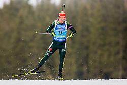 Karolin Horchler (GER) during Women 15km Individual at day 5 of IBU Biathlon World Cup 2018/19 Pokljuka, on December 6, 2018 in Rudno polje, Pokljuka, Pokljuka, Slovenia. Photo by Ziga Zupan / Sportida