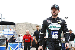 March 10, 2018 - Avondale, Arizona, United States of America - March 10, 2018 - Avondale, Arizona, USA: Ryan Truex (11) hangs out on pit road before qualifying for the DC Solar 200 at ISM Raceway in Avondale, Arizona. (Credit Image: © Chris Owens Asp Inc/ASP via ZUMA Wire)