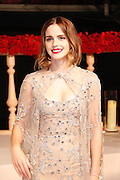 "SHANGHAI, CHINA - FEBRUARY 27: <br /> <br /> British actress Emma Watson attend the premiere of American director Bill Condon\'s film ""Beauty and the Beast\"" at Walt Disney Theatre on February 27, 2017 in Shanghai, China.<br /> ©Exclusivepix Media"