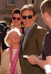 Edinburgh International Film Festival, Saturday, 24 June 2018<br /> <br /> THE PARTING GLASS (WORLD PREMIERE)<br /> <br /> Pictured:  Director Stephen Moyer <br /> <br /> (c) Alex Todd   Edinburgh Elite media
