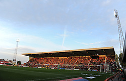 A general view of the County Ground - Photo mandatory by-line: Dougie Allward/JMP - Mobile: 07966 386802 - 11/05/2015 - SPORT - Football - Swindon - County Ground - Swindon Town v Sheffield United - Sky Bet League One - Play-Off