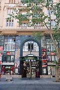 Eastern Europe, Hungary, Budapest, Thalia Theatre