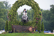 Tiana Coudray - Ringwood Magister<br /> World Equestrian Festival, CHIO Aachen 2013<br /> © DigiShots
