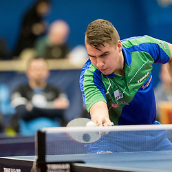 20180227: SLO, Table Tennis - 2019 ITTF European Championships Teams Qualifications, SLO vs BEL