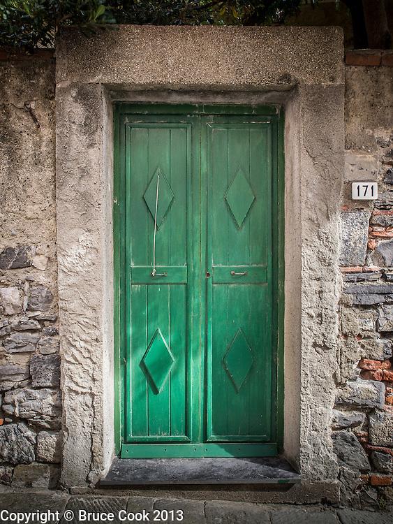 Cinque Terra door