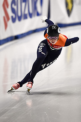 February 9, 2019 - Torino, Italia - Foto LaPresse/Nicolò Campo .9/02/2019 Torino (Italia) .Sport.ISU World Cup Short Track Torino - Ladies 500 meters Quarterfinals .Nella foto: Lara van Ruijven..Photo LaPresse/Nicolò Campo .February 9, 2019 Turin (Italy) .Sport.ISU World Cup Short Track Turin - Ladies 500 meters Quarterfinals.In the picture: Lara van Ruijven (Credit Image: © Nicolò Campo/Lapresse via ZUMA Press)