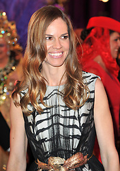 Hilary Swank during the Life Ball 2013 at City Hall, Vienna, Austria, 25 May, 2013. Photo by Schneider-Press / John Farr / i-Images. .UK & USA ONLY