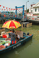 Lantau Island, also Lantao, is the largest island in Hong Kong, located at the mouth of the Pearl River.  Originally the site of sleepy fishing villages, in recent years has been increasingly developed.