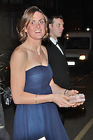 LONDON - November 30: Heather Stanning at the British Olympic Ball (Photo by Brett D. Cove)