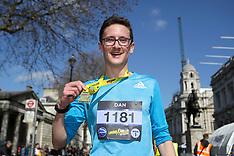 London Landmarks Half Marathon - 24 March 2019
