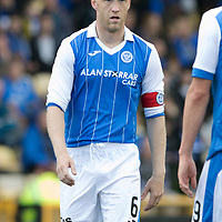 St Johnstone FC season 2017-18<br />Steven Anderson<br />Picture by Graeme Hart.<br />Copyright Perthshire Picture Agency<br />Tel: 01738 623350  Mobile: 07990 594431
