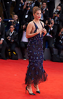 Barbara Palvin at the premiere gala screening of the film Suspiria at the 75th Venice Film Festival, Sala Grande on Saturday 1st September 2018, Venice Lido, Italy.