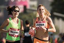 USA Olympic Team Trials Marathon 2016, Erica Jesseman, Walkonen