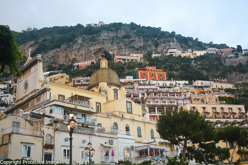The Jewel of the Amalfi Coast, Positano, Italy