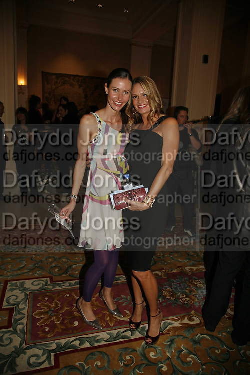 Jessica Coverdale and Lindy Coverdale, Classic Rock Roll of Honour, Classic Rock magazine's annual awards party. Langham Hotel, portland Place. London. 6 November 2006.  ONE TIME USE ONLY - DO NOT ARCHIVE  © Copyright Photograph by Dafydd Jones 66 Stockwell Park Rd. London SW9 0DA Tel 020 7733 0108 www.dafjones.com