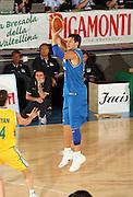 DESCRIZIONE : Bormio Torneo Internazionale Gianatti Italia Australia <br /> GIOCATORE : Stefano Mancinelli<br /> SQUADRA : Nazionale Italia Uomini <br /> EVENTO : Bormio Torneo Internazionale Gianatti <br /> GARA : Italia Australia <br /> DATA : 03/08/2007 <br /> CATEGORIA : Tiro<br /> SPORT : Pallacanestro <br /> AUTORE : Agenzia Ciamillo-Castoria/G.Cottini<br /> Galleria : Fip Nazionali 2007 <br /> Fotonotizia : Bormio Torneo Internazionale Gianatti Italia Australia<br /> Predefinita :