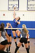 MCHS JV Volleyball vs Warren