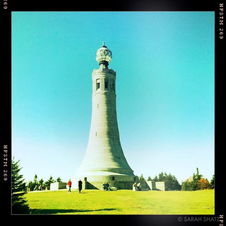 War Memorial Tower, Mount Greylock