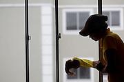 Sao Jose do Rio Preto_SP, 10 de Junho de 2011..MRV - MINHA CASA MINHA VIDA..Fotos das obras do empreendimento Rio Potengi da construtora MRV...FOTO: MARCUS DESIMONI / NITRO....