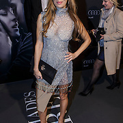 NLD/Amsterdam/20150211 - Premiere Fifty Shades of Grey, Beertje van Beers