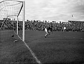 1955 - Waterford F.C. v Shamrock Rovers, Dublin City Cup Semi Final