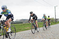 Aafke Soet at Pajot Hills Classic 2017. A 121 km road race on March 29th 2017 in Gooik, Belgium. (Photo by Sean Robinson/Velofocus)