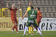 Royale Union Saint-Gilloise v AFC Tubize - 23 October 2017