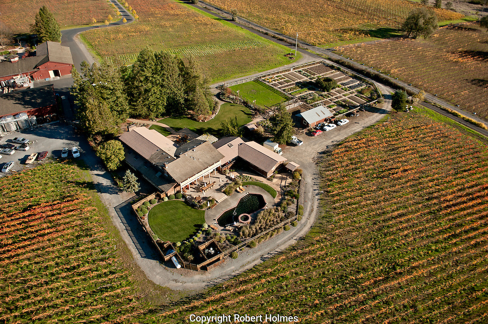 DeLoach Vineyards, Russian River, Sonoma County