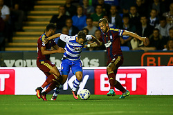 Roy Beerens of Reading pushes his past the Ipswich Town defence - Mandatory by-line: Jason Brown/JMP - 09/09/2016 - FOOTBALL - Madejski Stadium - Reading, England - Reading v Ipswich Town - Sky Bet Championship