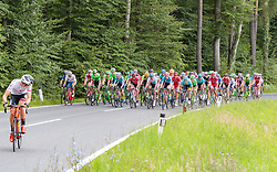 03.07.2017, Wien, AUT, Ö-Tour, Österreich Radrundfahrt 2017, 1. Etappe von Graz nach Wien (193,9 km), im Bild Peleton // during the 1st stage from Graz to Vienna (193,9 km) of 2017 Tour of Austria. Wien, Austria on 2017/07/03. EXPA Pictures © 2017, PhotoCredit: EXPA/ JFK