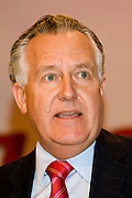 Rt Hon Peter Hain MP, Secretary of State for Work and Pensions, speaking at the TUC, Brighton 2007., speaking at the TUC, Brighton 2007.