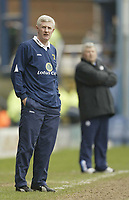 Photo: Aidan Ellis.<br /> Sheffield Wednesday v Norwich City. Coca Cola Championship. 15/04/2006.<br /> Norwich manager Nigel Worthington