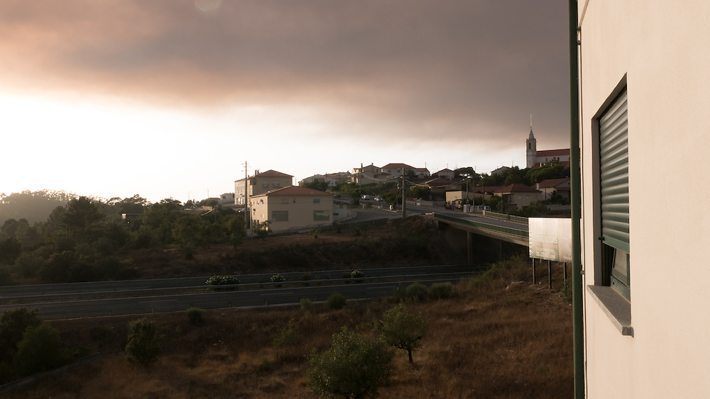 Sadly, Portugal's August wildfires make up half of EU's 2016 total.