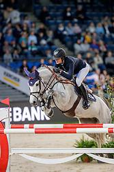 Conter Zoe, BEL, Dolitaire Chavannaise<br /> Stuttgart - German Masters 2019<br /> © Hippo Foto - Stefan Lafrentz<br /> 14/11/2019