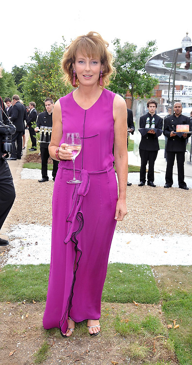 JULIA PEYTON-JONES at the annual Serpentine Gallery Summer Party sponsored by Canvas TV  the new global arts TV network, held at the Serpentine Gallery, Kensington Gardens, London on 9th July 2009.