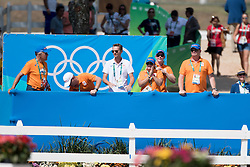 Gal Edward, NED, Werner Nicole, NED<br /> Olympic Games Rio 2016<br /> © Hippo Foto - Dirk Caremans<br /> 15/08/16