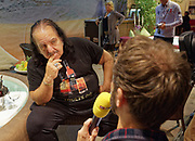 Berlin, Germany - 18 October 2012<br /> Porn star Ron Jeremy promoting his 'Ron Jeremy' brand of rum at the Venus Berlin 2012 adult industry exhibition in Berlin, Germany. Ron Jeremy, born Ronald Jeremy Hyatt, has been an American pornographic actor since 1979. He faces sexual assault allegations which he strenuously denies. There is no suggestion that any of the people in these pictures have made any such allegations.<br /> www.newspics.com/#!/contact<br /> (photo by: EQUINOXFEATURES.COM)<br /> Picture Data:<br /> Photographer: Equinox Features<br /> Copyright: &copy;2012 Equinox Licensing Ltd. +448700 780000<br /> Contact: Equinox Features<br /> Date Taken: 20121018<br /> Time Taken: 12173333