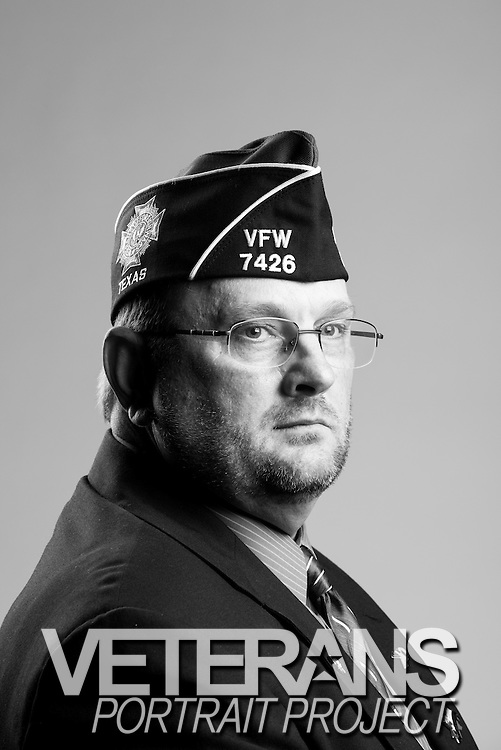 Darrell Moore<br /> Army<br /> E-4<br /> Combat Engineer<br /> 1088 - 1992<br /> Desert Storm<br /> <br /> Veterans Portrait Project<br /> St. Louis, MO