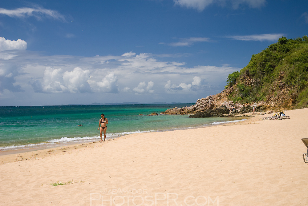 The beach by Martineau Bay Resort