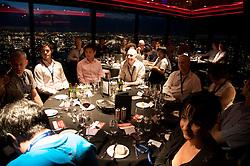 AO Week Dinner.Eureka 89 Restaurant.Eureka Tower.Southbank.Melbourne.Australia