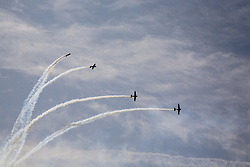September 2, 2017 - Toronto, Ontario, Canada - The 68th annual Canadian International Air Show  over Lake Ontario on Labour Day weekend (Credit Image: © Johnny De Franco via ZUMA Wire)