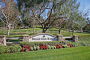 Nellie Gail Ranch Monument Sign Laguna Hills