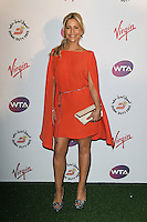 LONDON - JUNE 21: Heidi Range attended The WTA Pre-Wimbledon Party, Kensington Roof Gardens, London, UK. June 21, 2012. (Photo by Richard Goldschmidt)