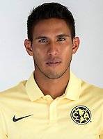 Mexico League - BBVA Bancomer MX 2014-2015 -<br /> Aguilas - Club de Futbol America / Mexico - <br /> Juan Carlos Valenzuela