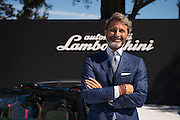 August 14-16, 2012 - Lamborghinis at Pebble Beach: Lamborghini CEO Stephan Winkelmann