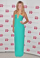 LONDON - October 13: Kimberley Garner at the Pink Ribbon Ball 2012 (Photo by Brett D. Cove)