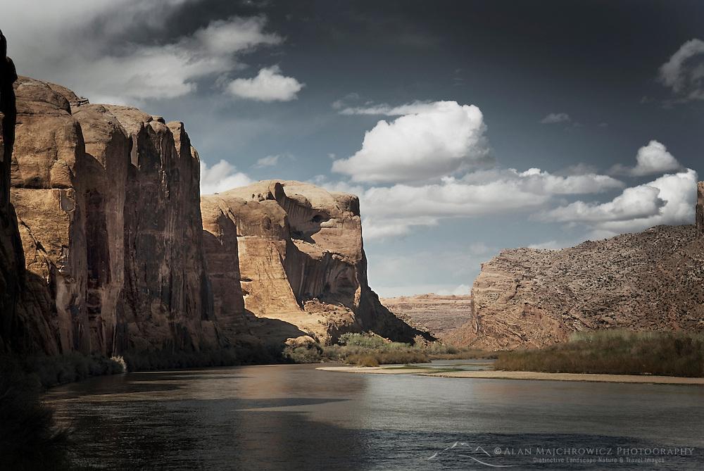 Colorado River near Moab Utah