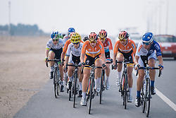 Boels Dolmans are well represented at the front with four in the break.