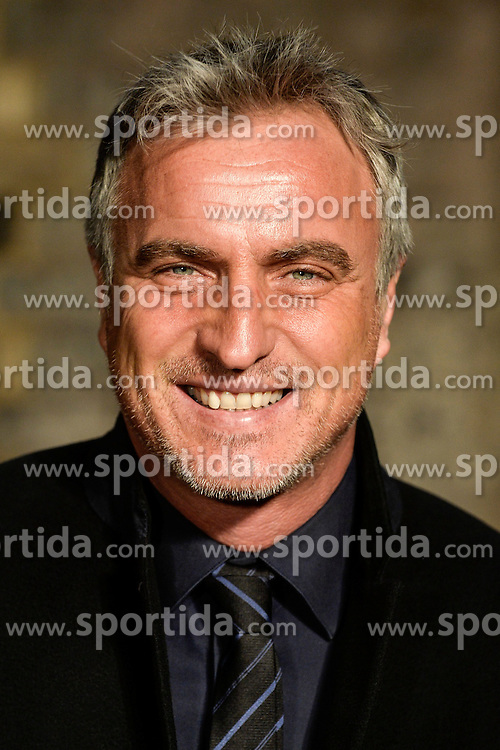 David Ginola attends the The World's First Fabulous Fund Fair hosted by Natalia Vodianova and Karlie Kloss in support of The Naked Heart Foundation at The Roundhouse on February 24, 2015 in London, England. EXPA Pictures &copy; 2015, PhotoCredit: EXPA/ Photoshot/ Euan Cherry<br /> <br /> *****ATTENTION - for AUT, SLO, CRO, SRB, BIH, MAZ only*****