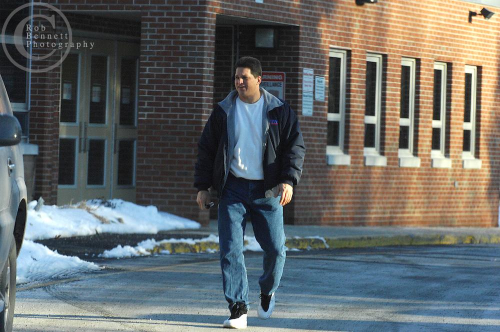 Lake Hopatcong, NJ - Tuesday, Dec. 18, 2007 - Greg Zappala....Rob Bennett for Bloomberg Markets